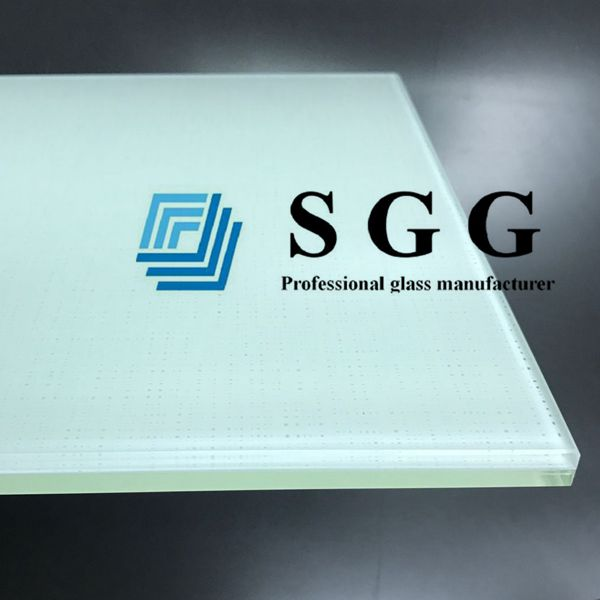 12.76mm silk screen sandwich tempered glass; 12.76mm laminated toughened glass; 12.76mm laminated silk screen printing glass; 12.76mm VSG, 6mm+6mm sandwich glass, 6+6 tempered laminated glass