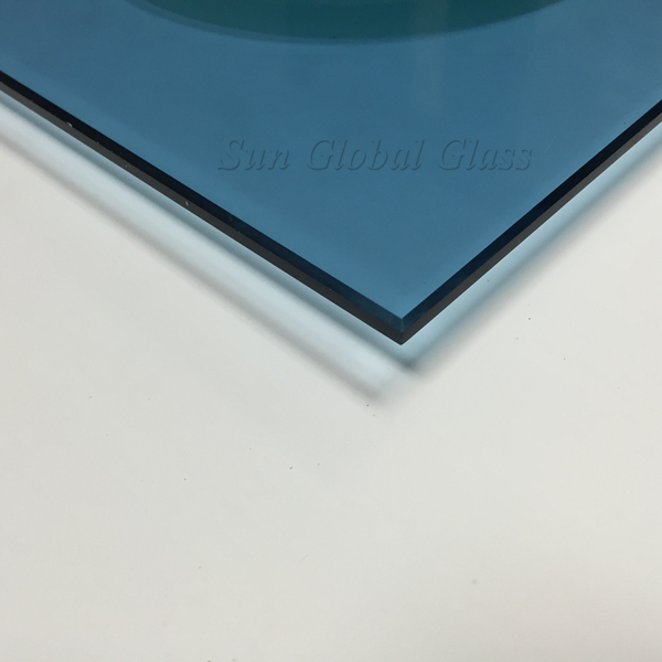 6mm Ford blue tempered glass