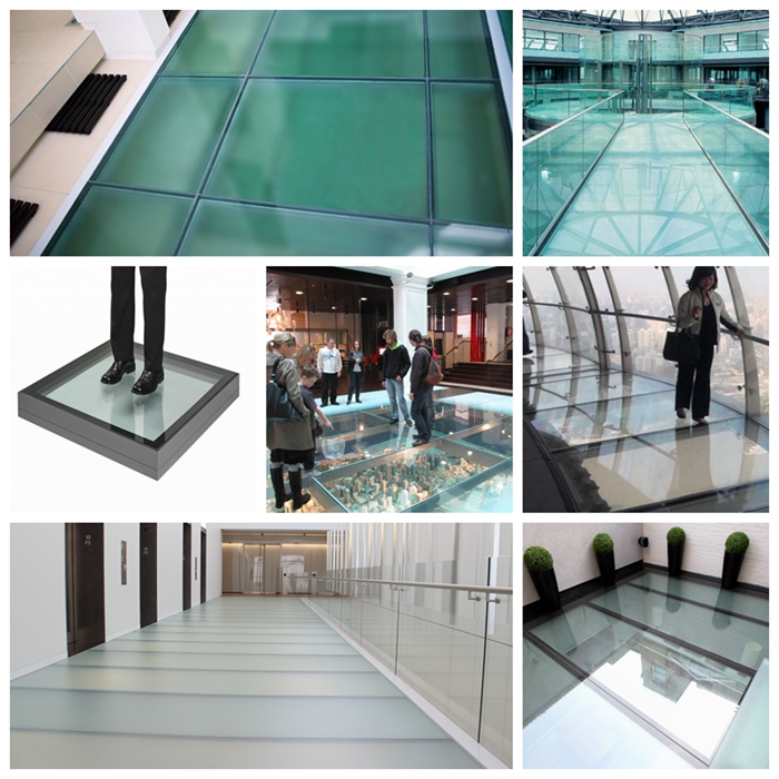 floor glass