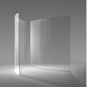 10mm curved clear tempered glass, 10mm curved tempered glass supplier, 10mm curve tempered glass manufacturer china