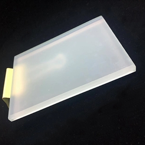 13.52mm translucent frosted laminated glass supplier,6mm+1.52+6mm ultra white frosted laminated glass panel.