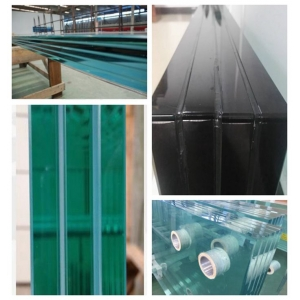 15.15.15.15.4 Low Iron SGP interlayer heat soak testing laminated glass, 66.08 Heat soak Ultra clear tempered SGP laminated glass