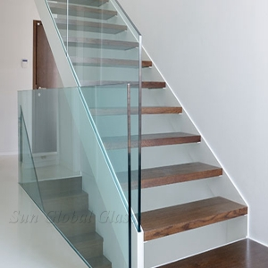 15MM Framelss Glass Balustrades China Factory, 15MM Topless Glass Deck China Supplier, 15MM Non-Frame Glass Handrail Manufacturer