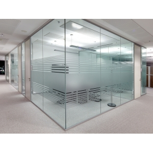17.52mm tempered laminated glass partition walls,energy saving toughened laminated glass partition,double glazed  glass partition