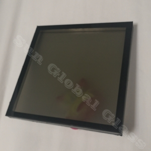 26mm brown obsure dgu glass,6mm bronce + air spacer 12mm + 8mm frosted glass,bronze translucent insulated glass