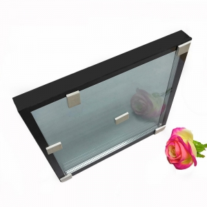28.76mm low e laminated  insulated glass, 10.76mm heat strengthened laminated glass+12mm air argon+6mm heat strengthened tempered glass, 28.76mm Double Glazing Unit