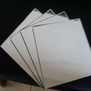 3mm silver mirror glass manufacture in China, 3mm silver coating glass, 3mm clear silver mirror glass panel wholesale price