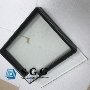 48.52mm Double Glazing Unit (DGU), 12mm tempered low iron glass with HST+15A+1010.4 tempered laminated low iron glass