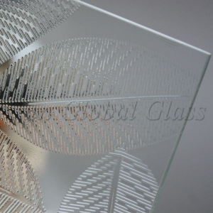 4mm Hibiscus clear patterned glass price in China, 4mm Hibiscus clear glass panel, 4mm Hibiscus clear figured glass supplier