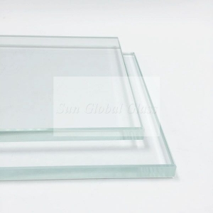 4mm Ultra White  Glass supplier,low iron float glass 4mm in China,Extra clear float glass for furniture and solar panel