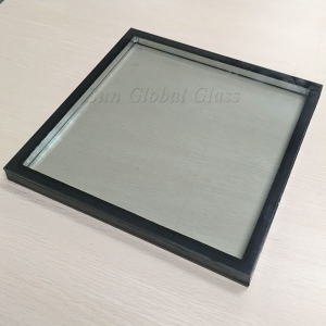 6MM tempered glass+12A+6mm tempered low-e insulated glass,energy saving insulated glass supplier in China