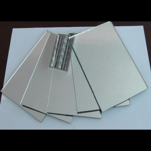 6mm double coated glass mirror,China supplier 6mm silver mirror,high quality 6mm glass and mirror