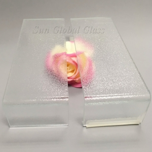 7mm U shaped cast glass,0.28 inch U rolled glass,U shaped glass