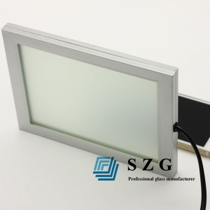 8mm+8mm smart glass, 8mm+8mm switchable glass, switchable privacy intelligent glass for window or partition