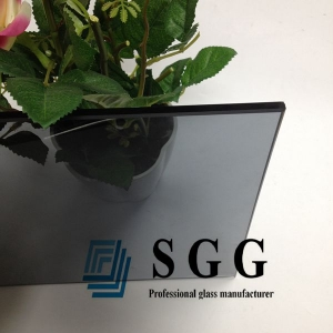 8mm Euro grey toughened glass prices, 8mm Euro gray tempered glass suppliers,  China factory Euro grey tempered glass 8mm
