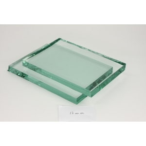 China 12mm clear float glass provider