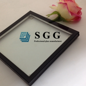 China 5mm+15A+5mm insulated glass, 15A spacer insulated glass panel, 5mm+ 5mm sound proof glass manufacturer