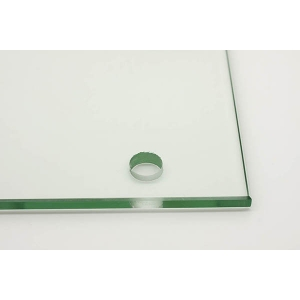 Clear tempered glass 10mm supplier china