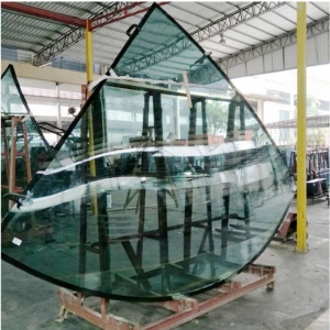 Flat & Curved 18mm Insulated Glass, Flat 6mm Tempered Glass+6A+6mm Tempered Glass, Flat & Bent 18mm Toughened Insulated Glass
