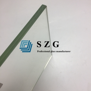 Flat& bent 17.52mm laminated glass, Flat& Curved 8.8.4 tempered laminated glass, 17.52mm toughened glass laminated