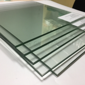 Monolithic 5mm fire rated glass (30,60,90 minutes), 5mm clear tempered glass fire protection, tempered 5mm fire resistant glass