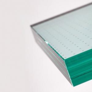 Triple tempered laminated glass manufacturer, triple laminated glass floor supplier, triple laminated glass staircase supplier