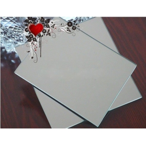clear  mirror glass 6mm,aluminum mirror 6mm,aluminum mirror and glass in China.