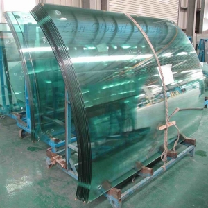curved toughened glass 12mm,curved tempered glass 12mm,12mm clear curved tempered glass
