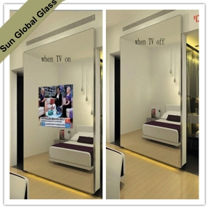 two way mirrors 2mm 3mm 4mm 5mm 6mm,2mm -6mm hidden televisions mirrors,2mm 3mm 4mm 5mm 6mm half reflective mirrors