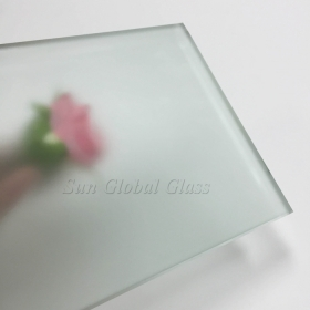 China 10mm frosted tempered glass,10mm opaque white toughened glass,10mm tempered glass etching,10mm obscure toughened glass factory