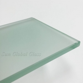 China 12mm Acid Etched Glass,12mm Frosted Glass,12mm Frosted Glass Sheet Price factory