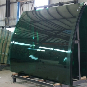 China 12mm Curved Glass Panel, 12mm Curved Toughened Glass Sheet, 12mm Bent Glass Panel factory