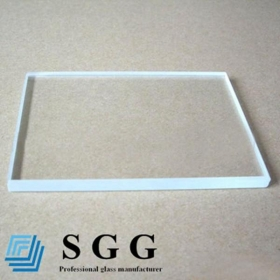 China 12mm low iron float glass,ultra clear float glass 12mm,Super white float glass exporter factory