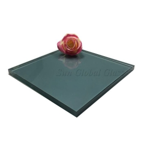 China 17.52mm Low e Laminated Tempered Glass,8mm Clear Tempered+1.52mm PVB+8mm Low e Tempered Laminated Glass,8mm+8mm Low-E Laminated toughened Glass factory