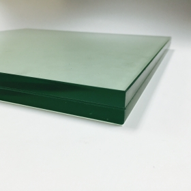 China 21.52 m tempered laminated glass, tempered laminated glass on sale 21.52 mm, glass laminated safety in China factory