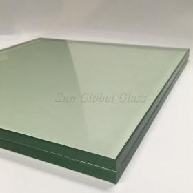 China 25.52mm tempered laminated glass,25.52mm toughened laminated glass,12.12.4 12124 VSG ESG factory
