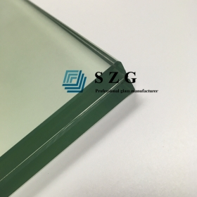 China 31.52mm tempered laminated glass,15154 toughened laminated glass,15mm+1.52mm+15mm tempered laminated glass factory