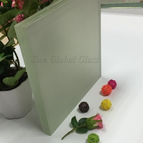 China 36mm anti slip laminated glass floor,36mm anti slip glass floor,36mm slip resistance glass floor factory