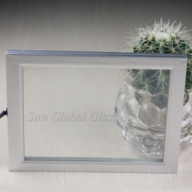 China 4mm+4mm switchable smart glass,8mm PDLC privacy glass,8mm smart electric privacy glass factory