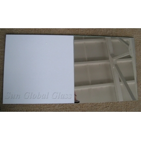 China 4mm CAT-I Vinyl film safety mirror,4mm CAT-I safety mirror,4mm safety mirror factory