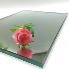 China 4mm silver coated mirror glass China manufacturer factory