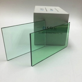 China 5mm green tinted float glass manufacturer,light green tinted float glass 5mm,5mm french green flaot glass factory