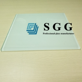 China 5mm white silk screen printing glass , 5mm silk screen tempered   glass suppliers, 5mm white opaque glass panels factory