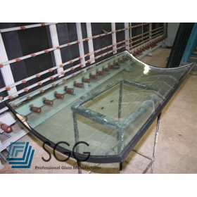 China 6mm+6mm curved insulated glass,6mm+6A+6mm curved insulated glass,6mm+9A+6mm curved insulated glass factory