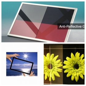 China 6mm anti reflective glass, 6mm AR coating glass panel, 6mm anti refelectiv coated glass cut to size factory