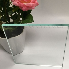 China 6mm low iron tempered glass, 6mm ultra clear tempered glass, 6mm   toughened crystal glass factory