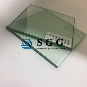 China 8MM HEAT SOAKED TEMPERED GLASS, 8MM HEAT SOAKING GLASS, 8MM HST TOUGHENED GLASS factory