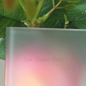 China 8mm opaque tempered glass,8mm obscure toughened glass,8mm frosted safety glass,8mm translucent tempered glass factory