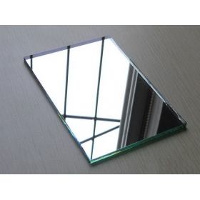 China China 6mm clear sliver mirror glass factory factory