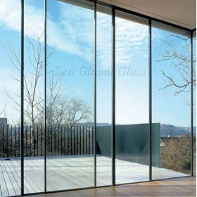 China clear 12 mm tempered glass ,12 mm clear tempered glass door with frameless,tempered glass door with acid etched factory